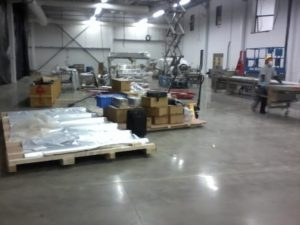 Commercial Polished Concrete Flooring Chicago