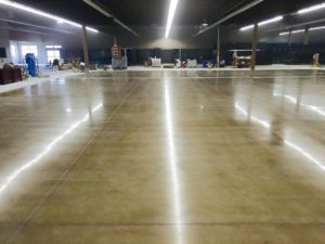 Commercial Concrete Polishing Chicago